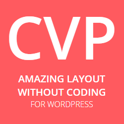 Content Views Pro - Display WordPress Content In Amazing Layouts Without Coding